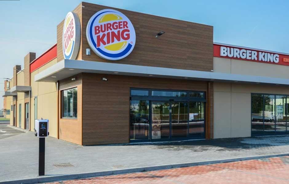 Burger King Castel Mella veduta esterna
