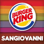 logo Burger King San Giovanni